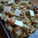 homemade french bread stuffing